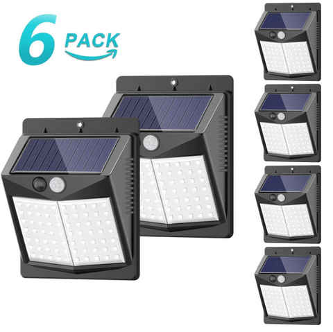 Motion Sensor Security Solar Lights
