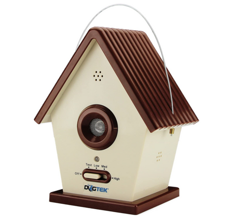No Bark Bird Box