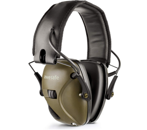 Electronic Shooting Earmuffs