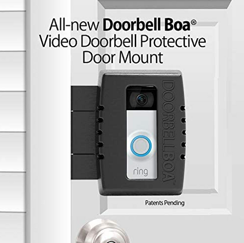 Doorbell Boa Anti-Theft Video Doorbell Door Mount