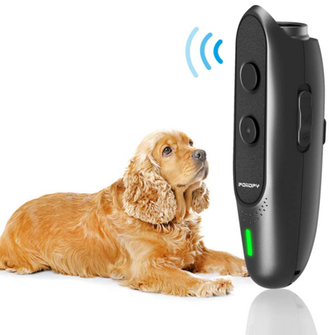 Ultrasonic Dog Bark Deterrent