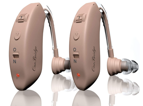 Bluetooth Hearing Amplifier (2 Pack)