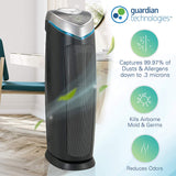 True HEPA Filter Air Purifier