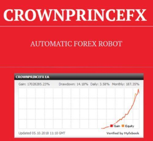 Crown Prince FX EA