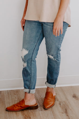Hidden High Rise Skinny Jeans
