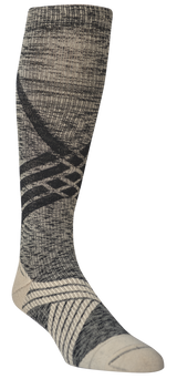 Diamond Copper Compression Socks
