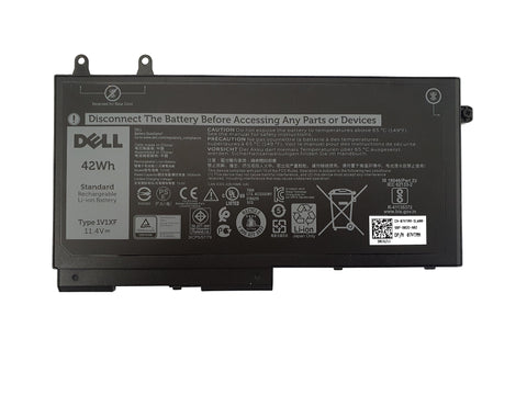 Dell Latitude 5400 Laptop Battery 42Wh 3 Cell 7VTMN 1V1XF | Black Cat PC