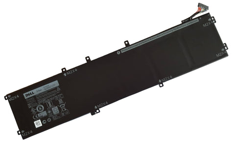 Dell XPS 9550 Precision 5510 84Wh Laptop Battery 4GVGH 1P6KD T453X | Black Cat PC