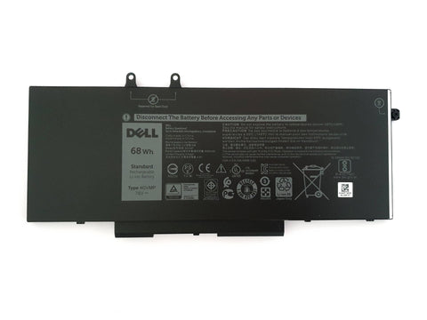 Dell Latitude 5400, 5500 7400 Precision 3540 Laptop 68WHr Battery 4-Cell | Black Cat PC