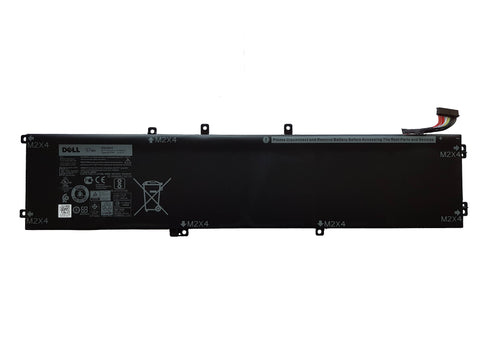 Dell Precision 5510, 5520, XPS 9560 7590 6GTPY GPM03 97WH Laptop Battery - Black Cat PC - The Dell Part Specialists