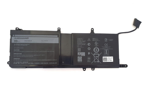Dell Alienware Battery 99Wh 11.4V for Dell Alienware 15 R3 and 17 R4