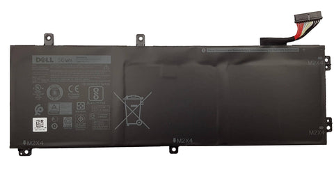 Dell Precision 5520, XPS 9560 56wH H5H20 5D91C 3 Cell Laptop Battery | Black Cat PC