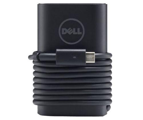 Dell 65W laptop charger Type-C USB-C JYJNW 2YK0F 450-AGOL HA65NM170 | Black Cat PC | Dell
