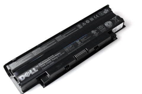 Dell Inspiron / Vostro Laptop Battery 13R 14R 15R 6 CELL 48WH 4YRJH J1KND | Black Cat PC | Dell