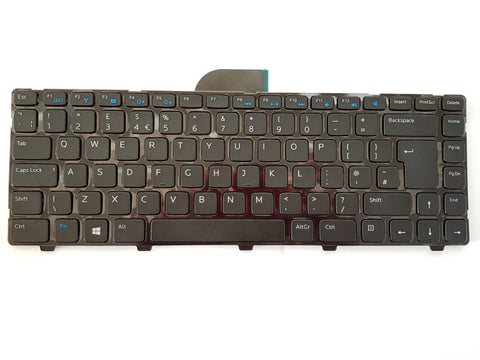 Dell Inspiron 3421, 3437, 5421, 5437, Latitude 3440 UK QWERTY Keyboard DP/N: K75CY - Black Cat PC - Providing Dell Parts Since 1998