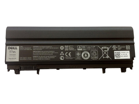Dell Latitude E5440, E5540 9 Cell 97Wh Laptop Battery Type N5YH9 45HHN | Black Cat PC | Dell