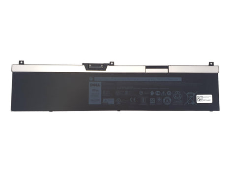 Dell Precision 7530 7540 7730 7740 97Wh Battery Type NYFJH GW0K9 0WMRC | Black Cat PC | Dell