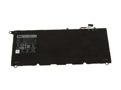 Dell XPS 9360 Laptop Battery 60Wh Type PW23Y, DPN TP1GT - Black Cat PC - The Dell Part Specialists