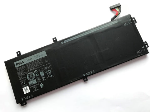 Dell Precision 5510 / XPS 9550 56wH TYPE RRCGW D/PN M7R96 - Black Cat PC - The Dell Part Specialists