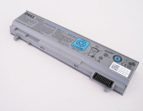 Dell Latitude E6400, E6410, E6500, E6510 451-11443 6 Cell Laptop Battery Type W1193 | Black Cat PC | Dell