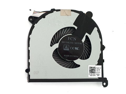 Dell Left and Right CPU fans for Dell XPS 15 9560 / Precision 5520 VJ2HC TK9J1 | Black Cat PC | Dell