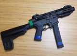 DCD Airsoft - M4 Drop Stock Adapter (Fits ARP9)