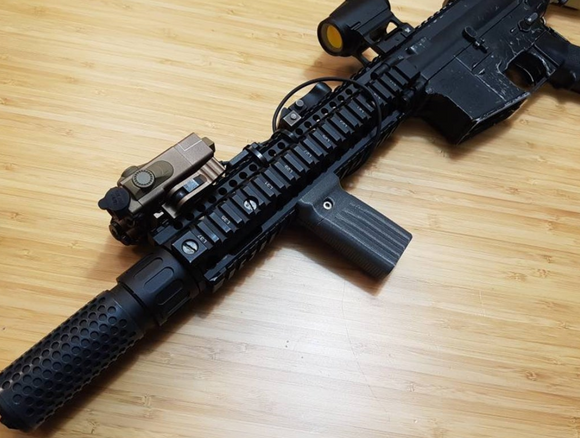 DCD Airsoft - Picatinny Foregrip