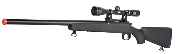 JG BAR-10/VSR-10 Bolt Action Sniper Rifle (Stock)