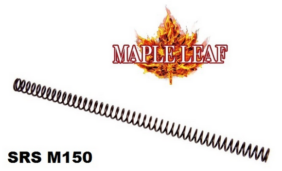 Maple Leaf Upgrade Spring for SRS and APS-2 - M150