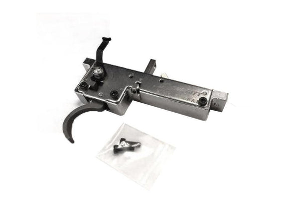 Maple Leaf CNC steel trigger box assembly for MARUI VSR10/DT-40 (45° piston) - 1 Shot Airsoft