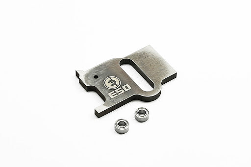 ESD Steel Sear for Low Pull Weight and Zero Resistance - 1 Shot Airsoft