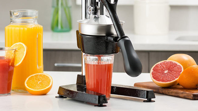 The Best Manual Citrus Juicers for Making Fresh-Squeezed Juice at Home