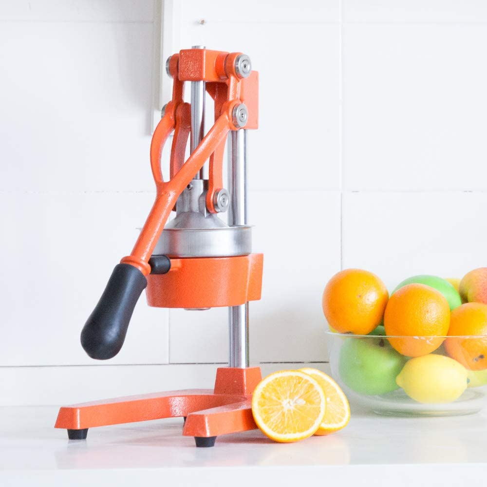 CO-Z Commercial Grade Citrus Juicer  (Orange)