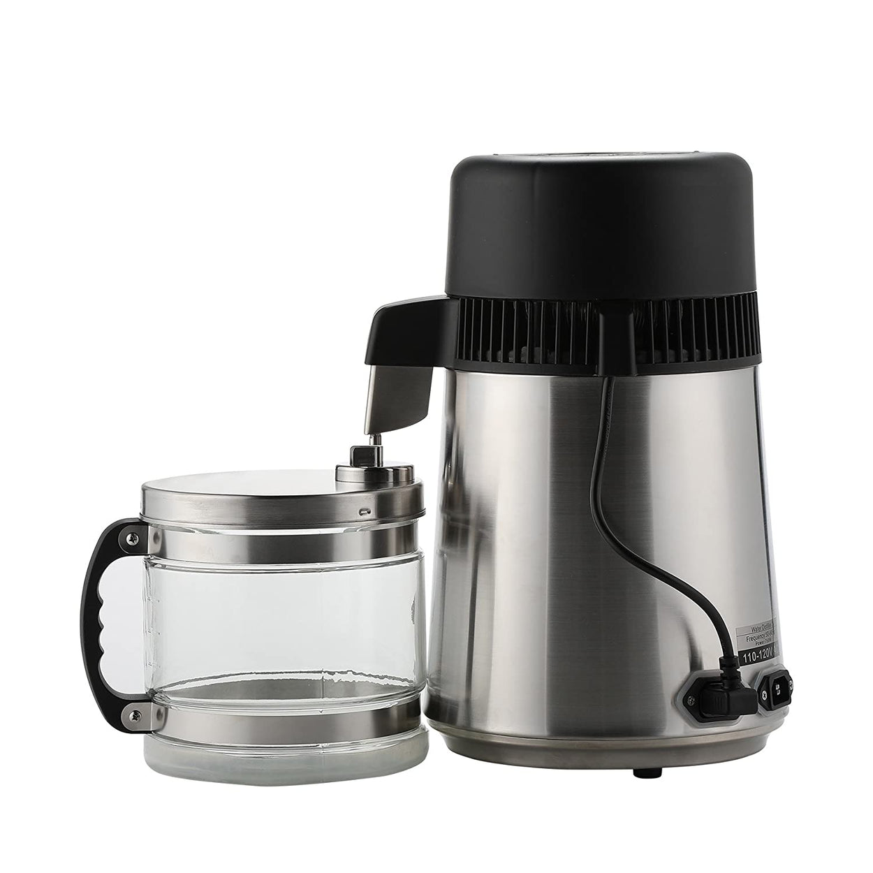 CO-Z Water Distiller (Brushed Stainless Steel)