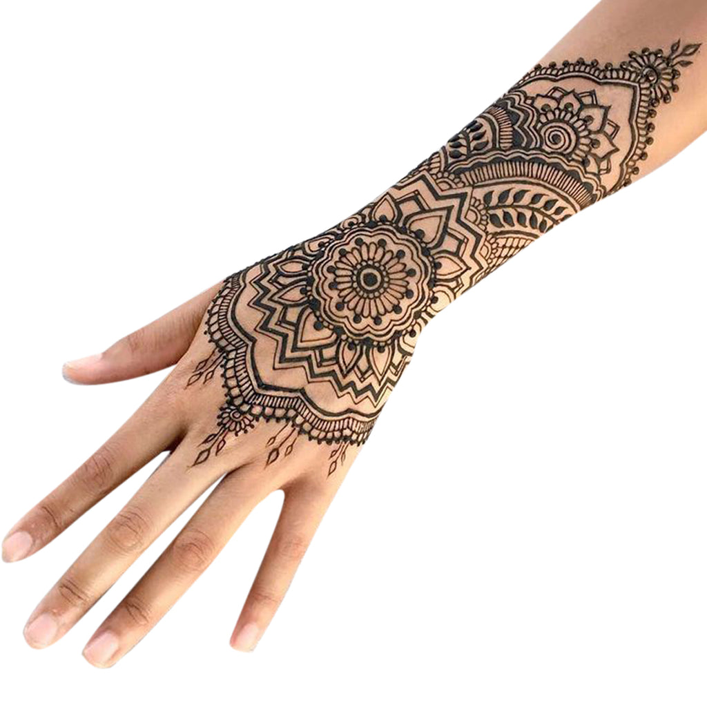 Deezee Black Henna Tube