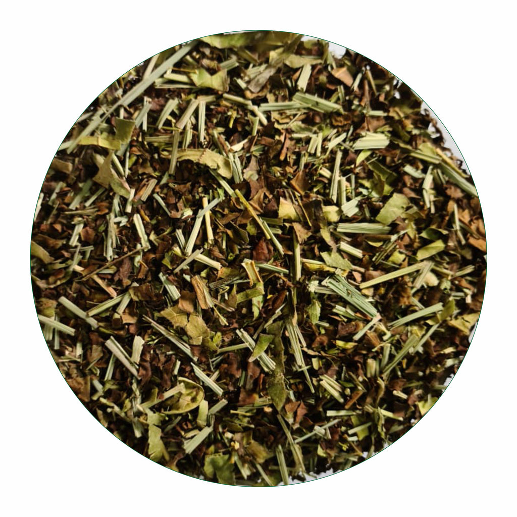 Seekanapalli Organics Lemongrass Cymbopogon Green Tea 500 gram