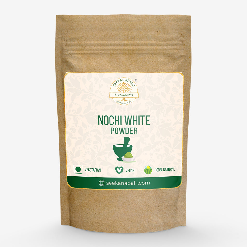 Seekanapalli Organics Nochi White Leaves Powder 300 gram