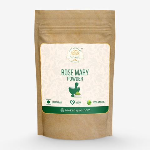 Seekanapalli Organics Rosemary Leaves Powder 1000 gram
