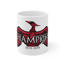 Load image into Gallery viewer, Champions 19/20 GOT Mug (Black & Red Print)