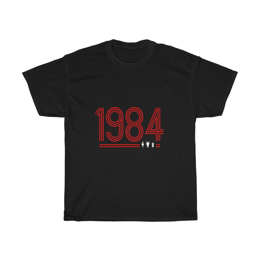 1984 - Red Font