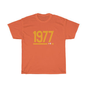 Retro 1977 - Yellow