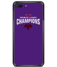 Load image into Gallery viewer, Premium Hard Phone Cases - PL Champions 19/20 (White Text)
