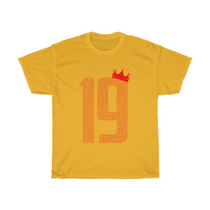 19 Crown - Champions 19/20 - Red Font