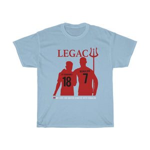 Fernandes & Ronaldo T-shirt - Red
