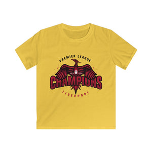 Champions 19/20 Bird - Red Font (Kids)