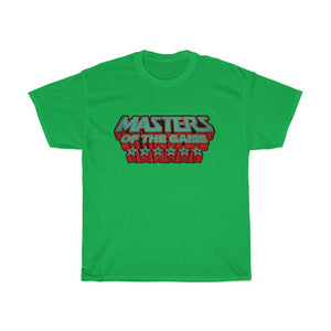 Masters of the Game - Green & Red