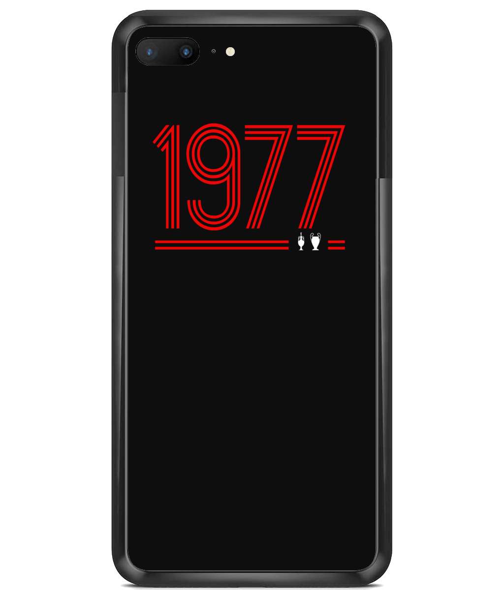 Premium Hard Phone Cases - Retro 1977