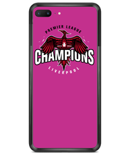 Load image into Gallery viewer, Premium Hard Phone Cases - PL Champions 19/20 (Black/White)