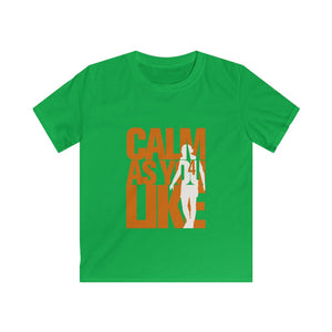 Calm As You Like - Orange & White (Kids)