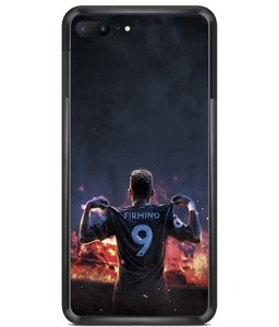 Premium Hard Phone Case - Firmino Fire